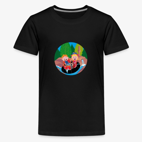 Themepark: Rapids - Teenager Premium T-shirt