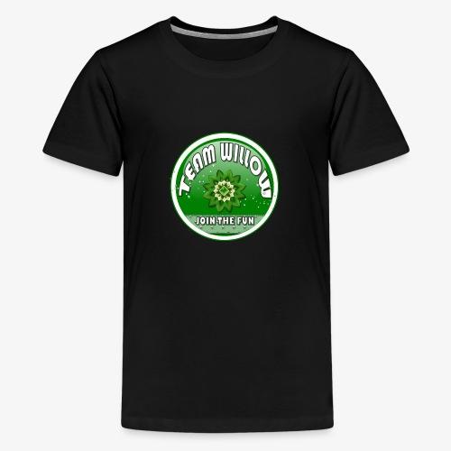 TEAM WILLOW - Teenage Premium T-Shirt