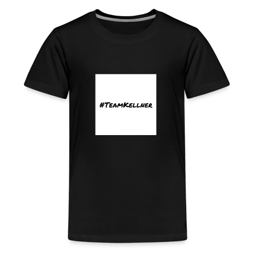 #Teamkellner - Teenager Premium T-Shirt