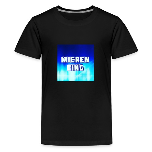 Mieren king - Teenager Premium T-shirt