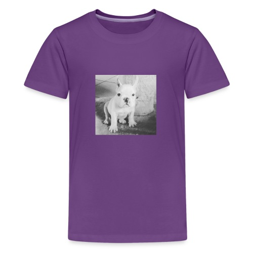 Billy Puppy - Teenager Premium T-shirt