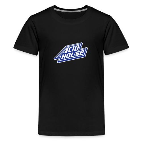 Acid House - Teenage Premium T-Shirt