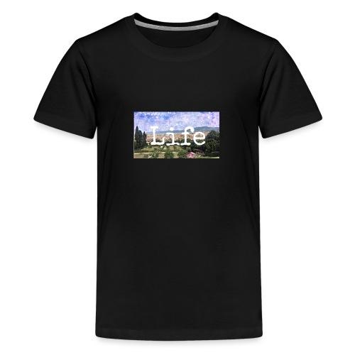 Florenz Life - Teenager Premium T-Shirt