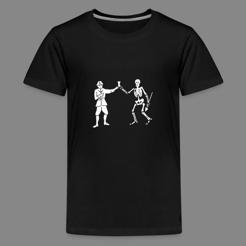 Roberts Bartholomew Flag v1 - T-shirt Premium Ado