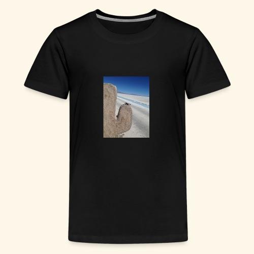 Voyage insolites-humour - T-shirt Premium Ado