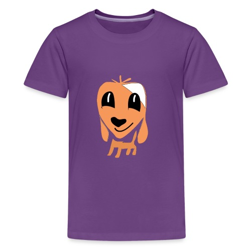 Hundefreund - Teenage Premium T-Shirt
