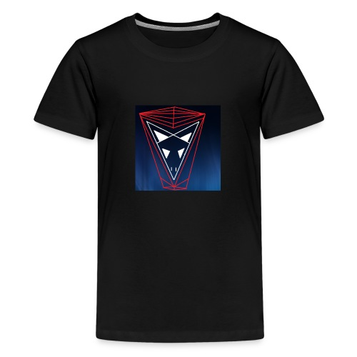 Maximooni LOGOTYPE - Premium-T-shirt tonåring
