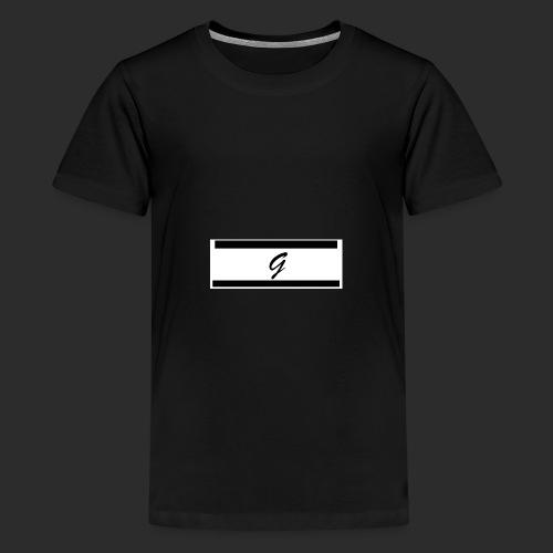 GAZIANDGAIN KOL TWO - Teenager Premium T-Shirt