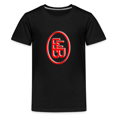 FFB Logo Standart - Teenager Premium T-Shirt
