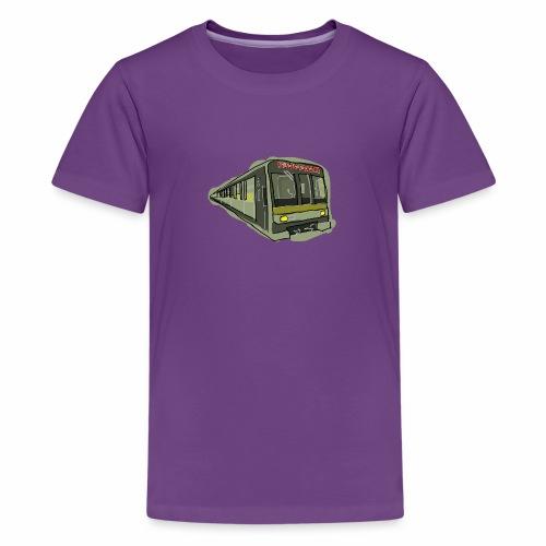 Urban convoy - Maglietta Premium per ragazzi