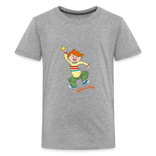 Villads fra Valby - Teenager premium T-shirt