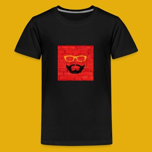 TMWAB Logo - Teenage Premium T-Shirt
