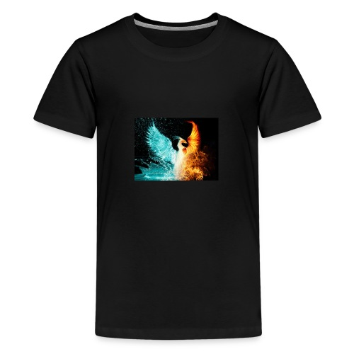 Elemental phoenix - Teenage Premium T-Shirt