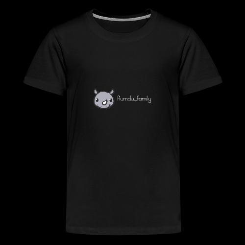 Flumdu_Family - Teenage Premium T-Shirt