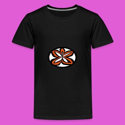 Fleur de printemps 4bis - T-shirt Premium Ado
