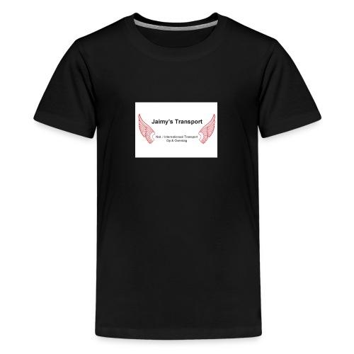 jaimy mooie trans - Teenager Premium T-shirt