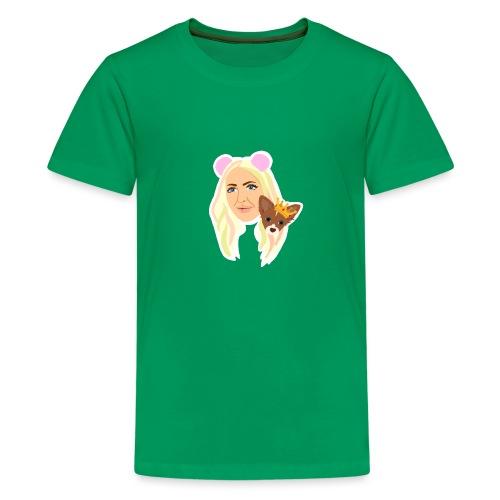 Yumi Troja - Premium-T-shirt tonåring
