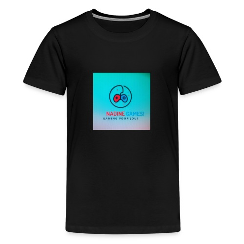 70DDF5E5 0360 44FC 8433 F70000C0BF38 - Teenager Premium T-shirt