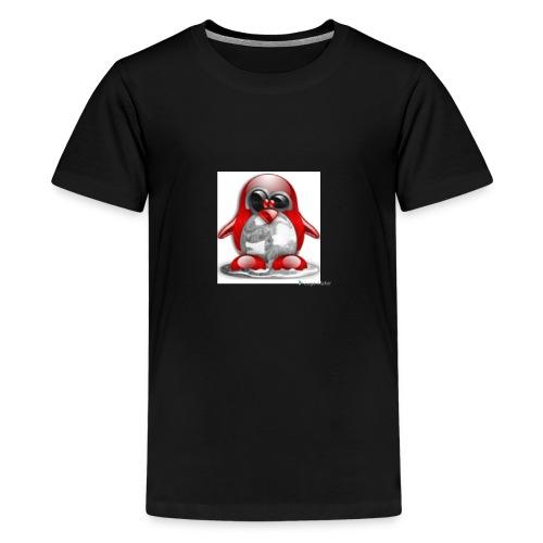 Luukquadgaming new - Teenager Premium T-shirt