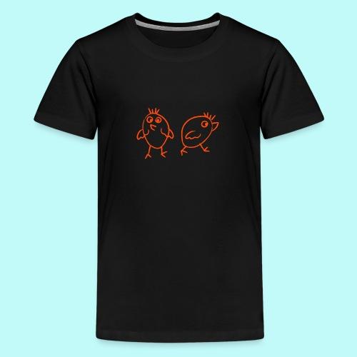2 Dreckspatzen - Teenager Premium T-Shirt