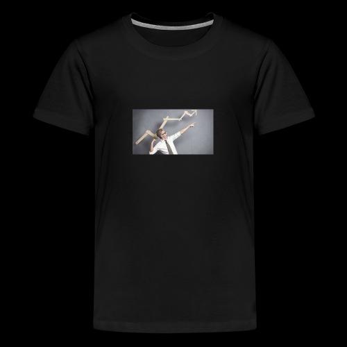 Erfolgreich - Teenager Premium T-Shirt