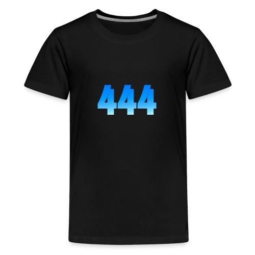 444 annonce que des Anges vous entourent. - T-shirt Premium Ado