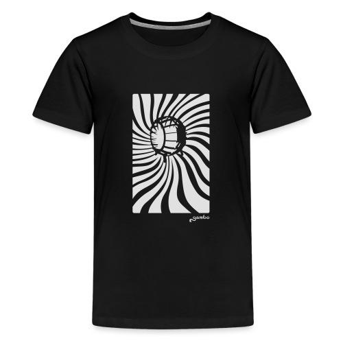 wirbel - Teenager Premium T-Shirt