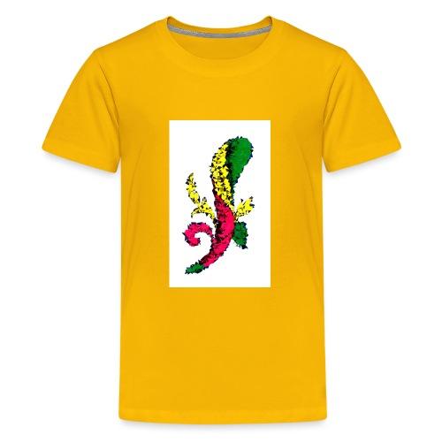 Asso bastoni - Maglietta Premium per ragazzi