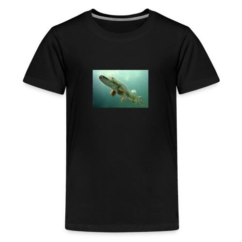 397078c543d84324b506e257c0235ef1 - Premium-T-shirt tonåring