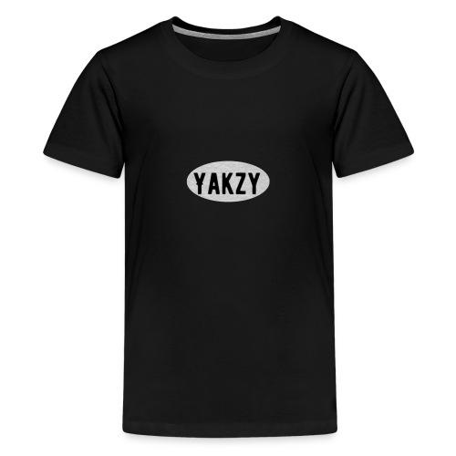 YAKZY-CLOTHING - Teenage Premium T-Shirt