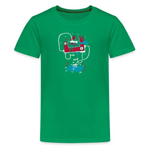 mpc-struggle-manito - T-shirt Premium Ado