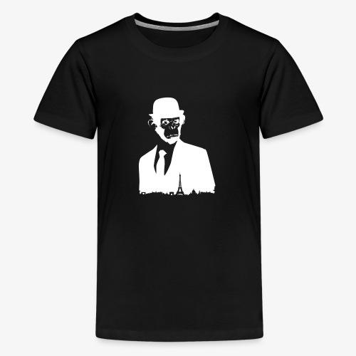COLLECTION *WHITE MONKEY PARIS* - T-shirt Premium Ado