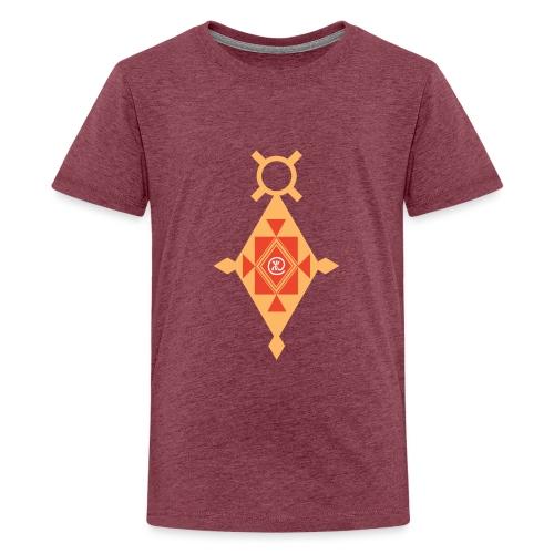 Etoile Croix du Sud Berbère - T-shirt Premium Ado