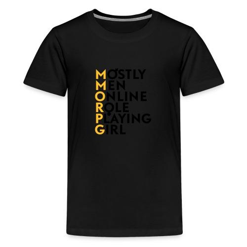 Accronyme MMORPG - T-shirt Premium Ado