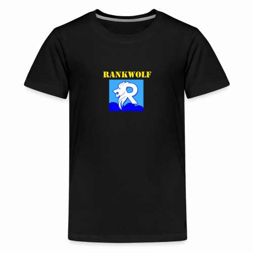 rankwolf2 - Teenager Premium T-shirt