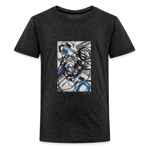 Jumio Print - Teinien premium t-paita
