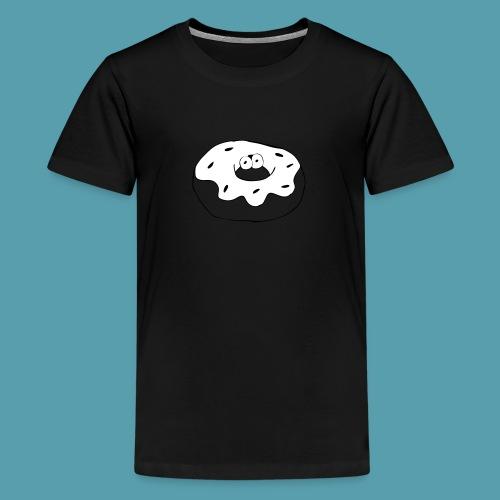 Donitsi - Teinien premium t-paita