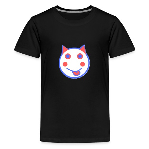 Red White And Blue - Alf Da Cat - Teenage Premium T-Shirt