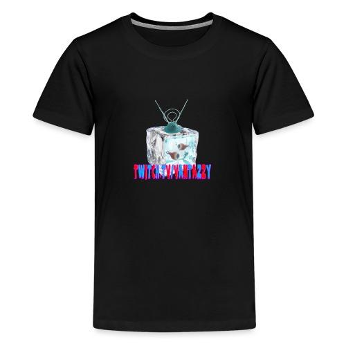 Frozen Sight - Teenager Premium T-shirt