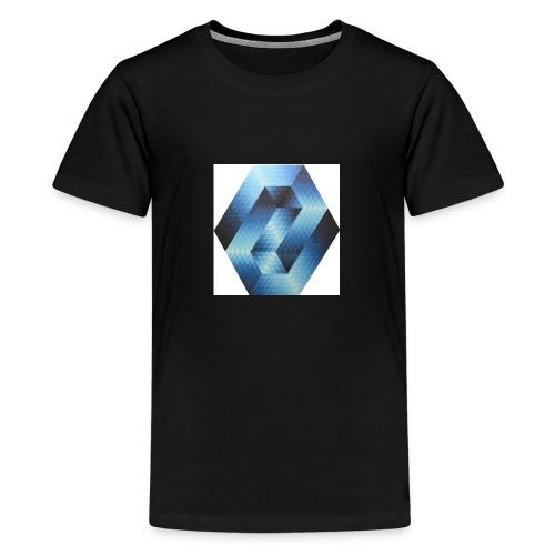 Vasarely - T-shirt Premium Ado
