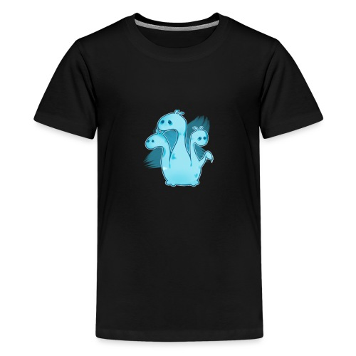 SAD HYDRA - Premium-T-shirt tonåring