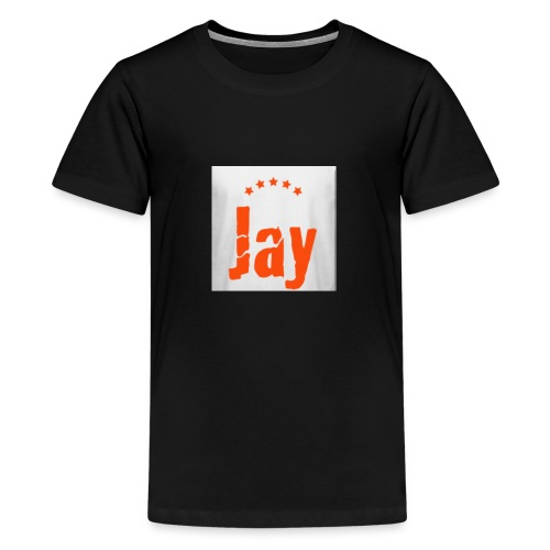 Jay 1.0 Design Top - Teenage Premium T-Shirt