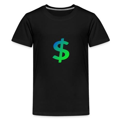 cashmaster - Premium-T-shirt tonåring