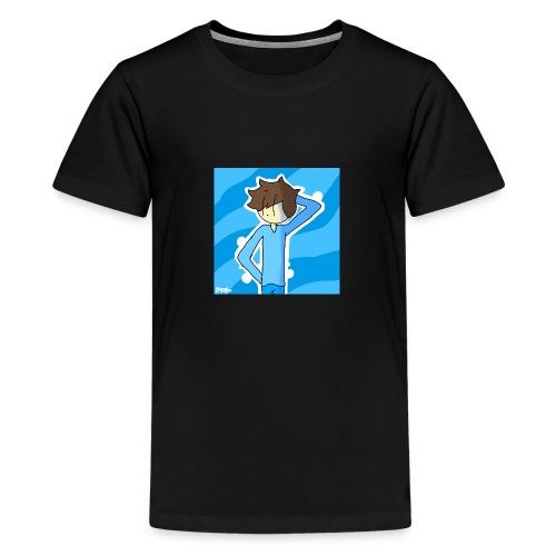 George Morgan West - Teenage Premium T-Shirt