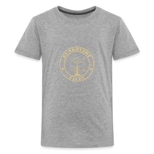 Goldener Funker - Teenager Premium T-Shirt