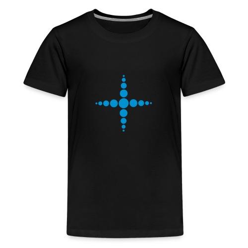 Clock - Teenage Premium T-Shirt