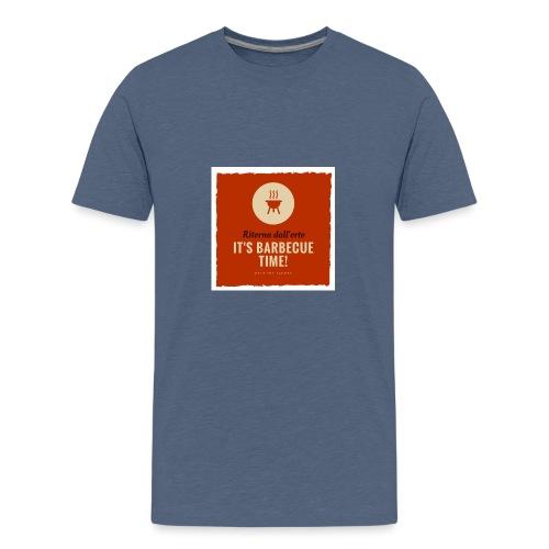 Solo una cosa può farti tornare dall'orto... - Maglietta Premium per ragazzi