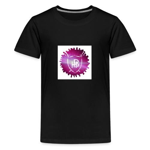 Hustler Brand - T-shirt Premium Ado