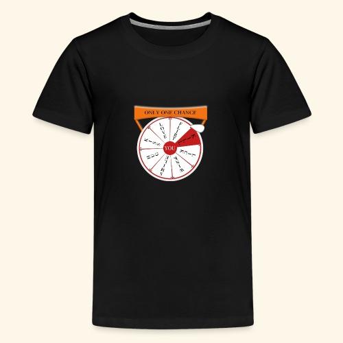 wheel of fortune? - Maglietta Premium per ragazzi