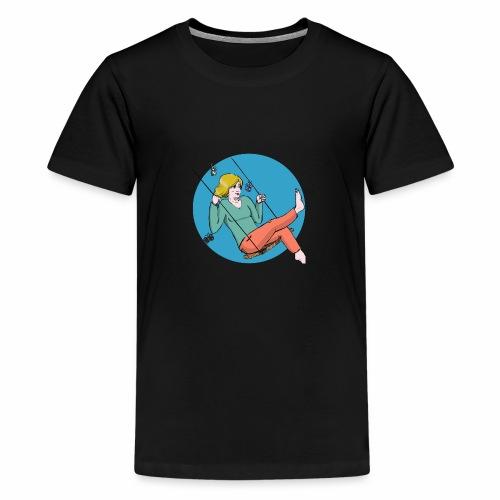 Enjoy Nature - T-shirt Premium Ado